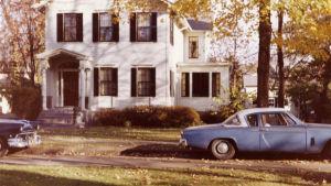 Meri Louhoksen koti Rochesterissa 1960.