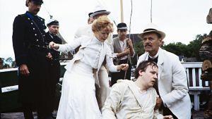Dramatik i serien Vandrande skugga, 1984