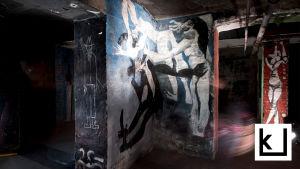 Artikkelikuva Berliinin vanhan taideakatemian seinämaalauksia käsittelevään artikkeliin.