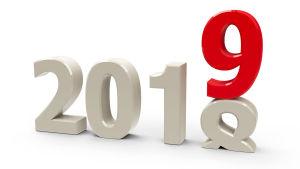 Årtalet 2019