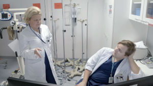 Anne-Mari Kantanen työskentelee Kuopion yliopistollisessa sairaalassa.