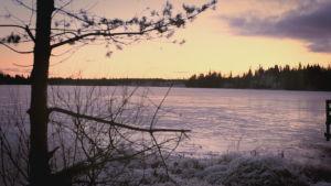 bild på nådjärvssjön