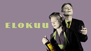 """Kotimainen Fennada-elokuva """"Elokuu"""", 1966. Areenakuva."""