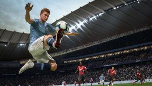 FIFA 19 -videopeli.