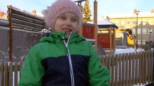 Porträttbild på Josefina Granström.
