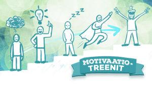 Artikkelikuva Abitreenien motivaatiotreenit -nimiseen sisältökokonaisuuteen.