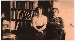 Alma ja Toivo Kuula 1914.