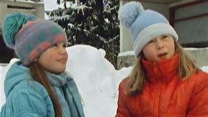Lastennäytelmän Pipsa ja Nora