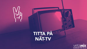 Titta på nät-tv