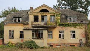 Former home estate of Felix Kersten in Gut Harzwalde.