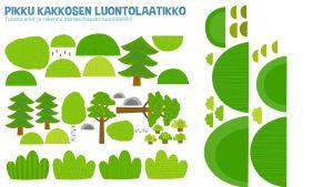 Pikku Kakkosen luontolaatikon tulostettava kuva 4
