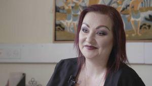 Christa Renwall är erfarenhetstalare för personer inom autismspektrumstörning.