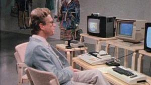 Tietokoneita vuonna 1983
