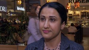Veronica Kalhori kandiderar för SDP i riksdagsvalet.
