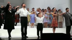 Alexander von Zemlinskyn ooppera Der Zwerg Berliinin Deutsche Operissa 2019.