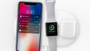 Apples airpower -laddare fungerade inte som den skulle.
