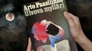 Kuvassa Arto Paasilinnan Ulvova mylläri -teoksen kansi.
