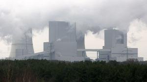 Brunkol står för ungefär en fjärdedel av den tyska elproduktionen