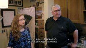 Jerry ja Heidi Theroux'n polyamoria-dokumentissa