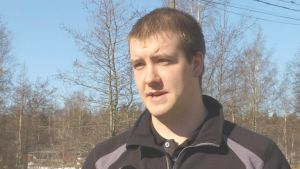 Johannes Sundqvist i Larsmo