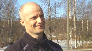 Roger Sundkvist på Bohouse företaget i Larsmo