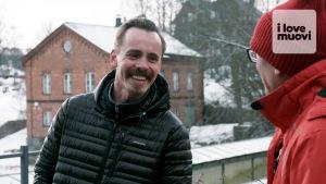 Jasper Pääkkönen ja Marko Gustafsson