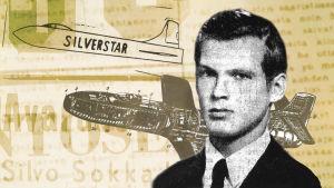 Silvo Sokan Silverstar ja sen mahdollinen esikuva.