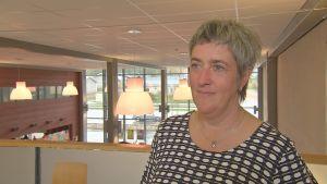 Helena Fabritius, verksamhetsledare för Svenska lantbruksproducenternas centralförbund i Åboland.