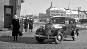 1930-luvun auto