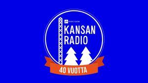 Kansanradio-ohjelman logo