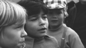 Chileläispoika Suomessa 1974