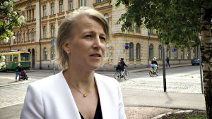 Sanna Atrila, jurist vid Finansinspektionen