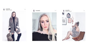 Bilder från Instagram.