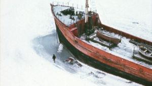 Infrusen båt.