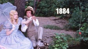 1800-tals attraktion.