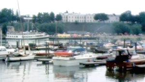 Näkymä Lappeenrannan Linnoitukseen