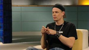 Signmark Arto Nybergin vieraana.