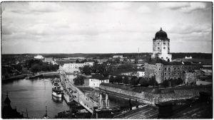 Viipuri 1920-luvulla.