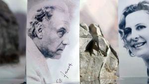 Arnold Fanck ja Leni Riefenstahl,