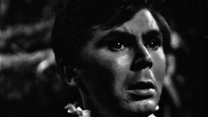 Algot Böstman som Daniel Hjort i filmen med samma namn, 1962