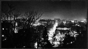 Öinen Viipuri 1930-luvulla.