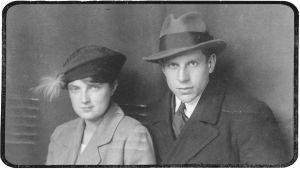 Meri ja Felix Krohn.