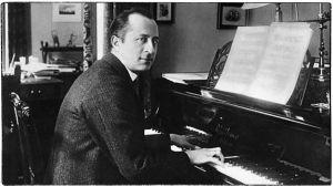 Venäläinen pianotaiteilija Aleksandr Siloti.
