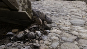 arkeologiska utgrävningar i Åbo, torget,