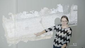 arkeolog Maija Helamaa