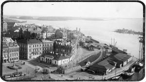 Viipuri noin 1921.