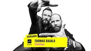 Docventures podcast Tuomas Rajala