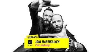 Docventures podcast Joni Martikainen vieraana