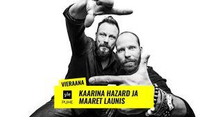 Docventures podcast vieraana  kirjailijat Kaarina Hazard ja Maaret Launis puhumassa siitä mitä nykyään enää saa sanoa