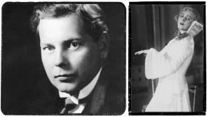 Pariskunta Sulho Ranta ja Elli Ranta 1920-luvulla.